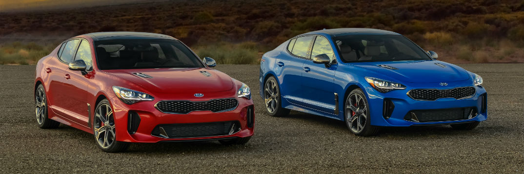 2018 Kia Stinger GT sports car release details and comprehensive model specs