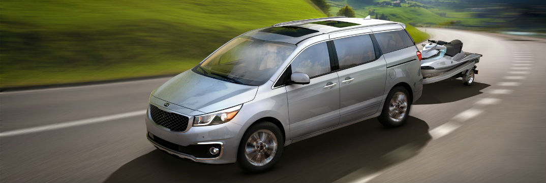 2018 Kia Sedona Exterior Paint Color Choices And Interior Fabric Options