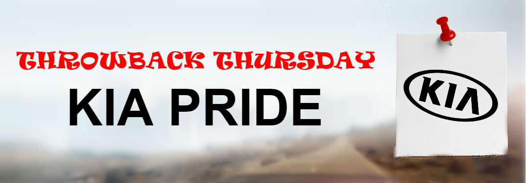 Kia Pride Throwback Thursday image
