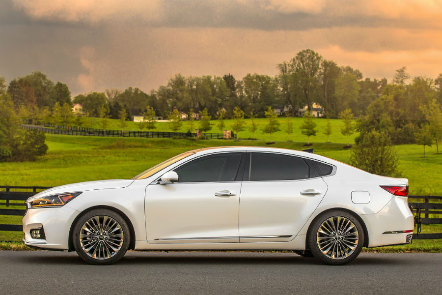 2018 Kia Cadenza Specs And Release Date Friendly Kia