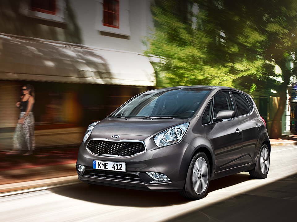 Kia Venga USA Availability | Friendly Kia