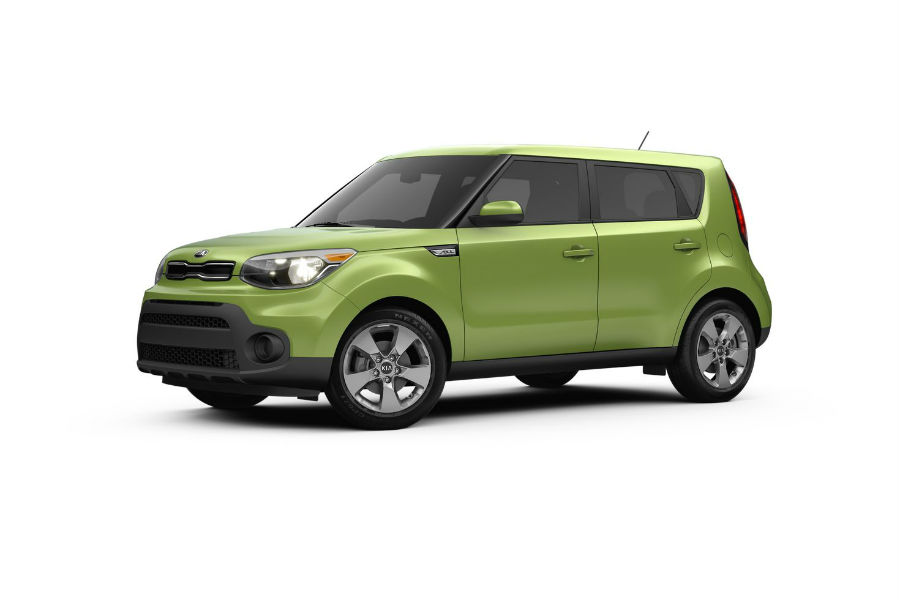 Which 2018 Cars Come In Green Friendly Kia New Port