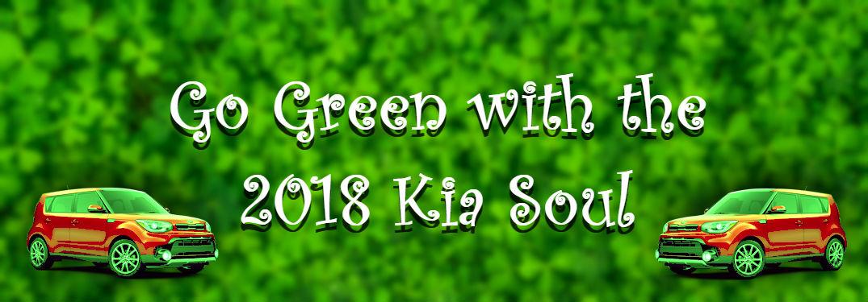 2018 kia soul on edge of clovers