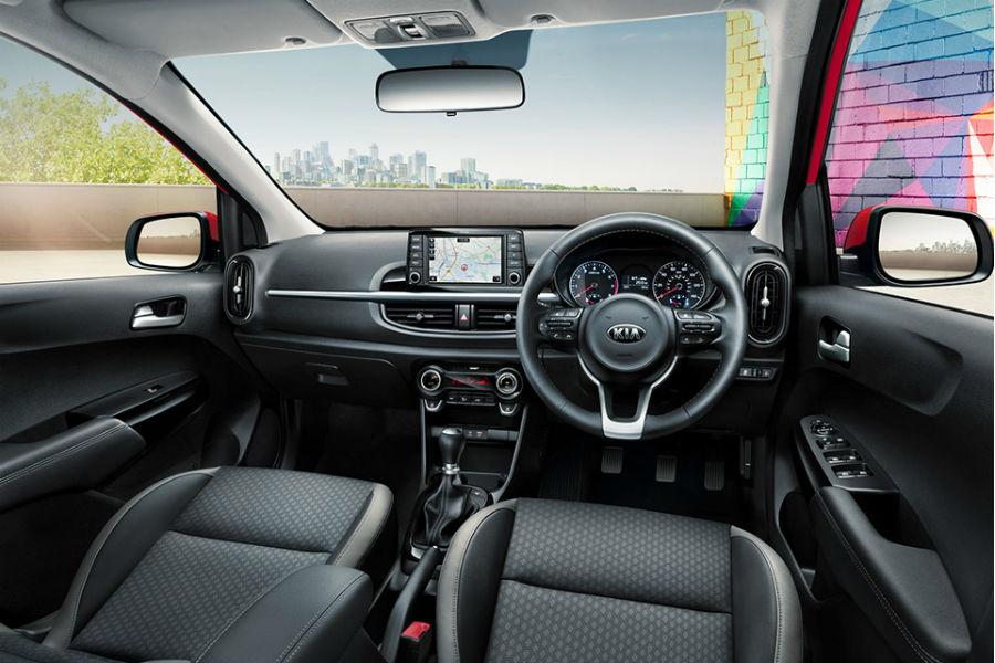2008 Kia Picanto Facelift: New Face & Interior | Carscoops
