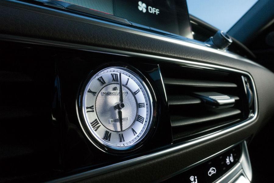 Dashboard Clock In 2019 Kia K900 O Friendly Kia