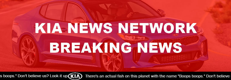 Kia News Network header image with fishy chiron