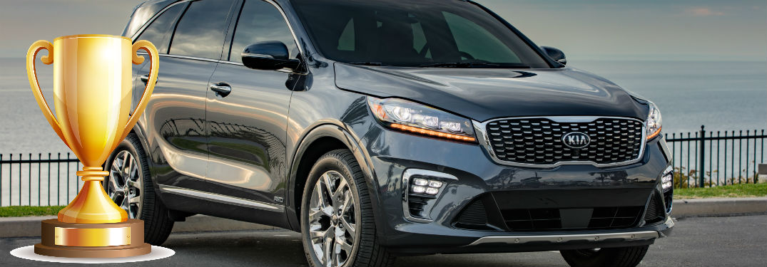 ... 2019 Kia Sorento With Trophy