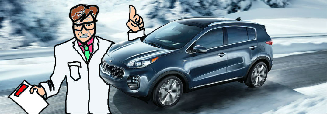 2019 Kia Sportage Towing Capacity And Interior Space