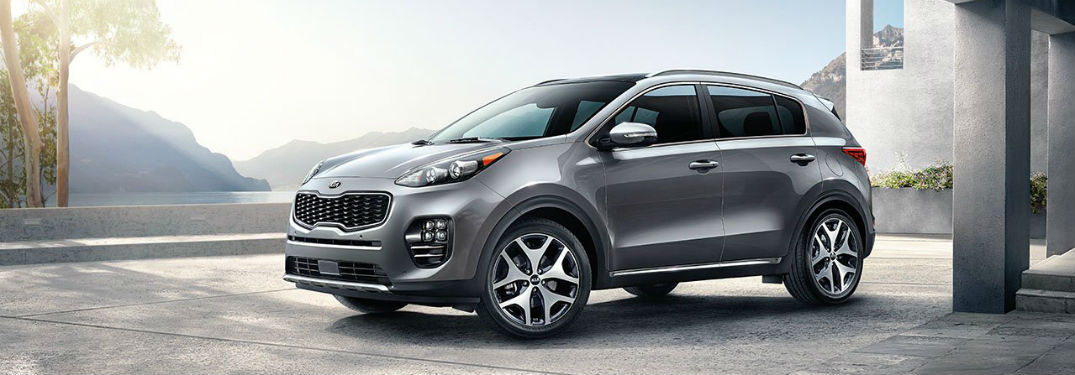 Stay Safer than Ever in the 2019 Kia Sportage