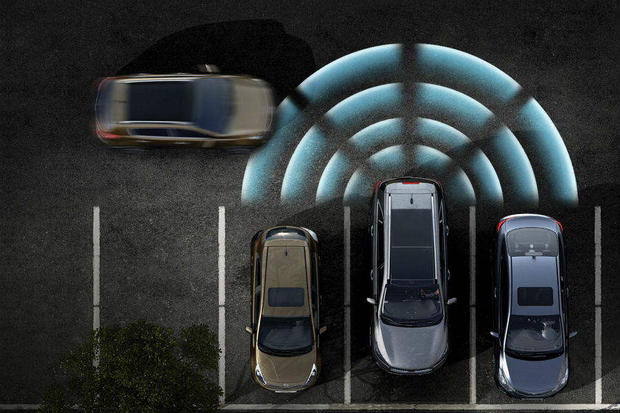blind spot detection and rccw in 2019 kia models