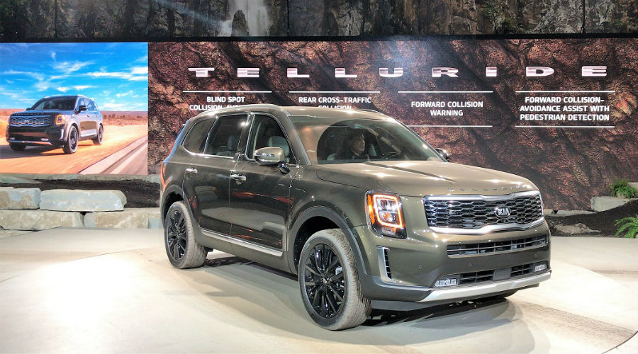2020 Kia Telluride Trim Levels And Starting Msrp Friendly Kia