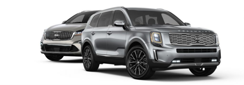 2019 Kia Sorento Vs. 2020 Kia Telluride | Friendly Kia