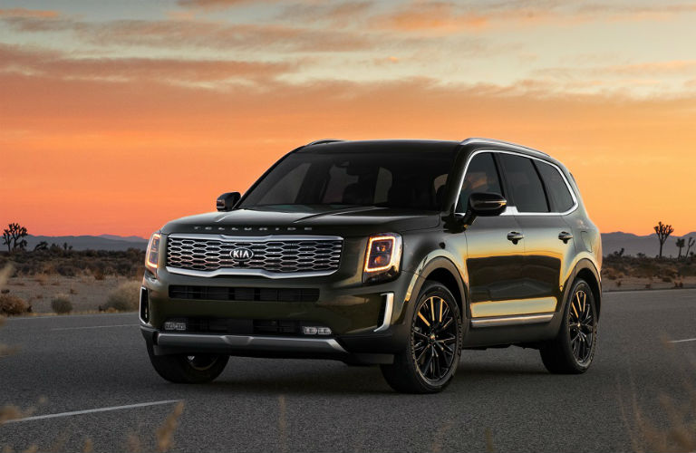2020 Kia Telluride Vs Third Row Suvs Friendly Kia