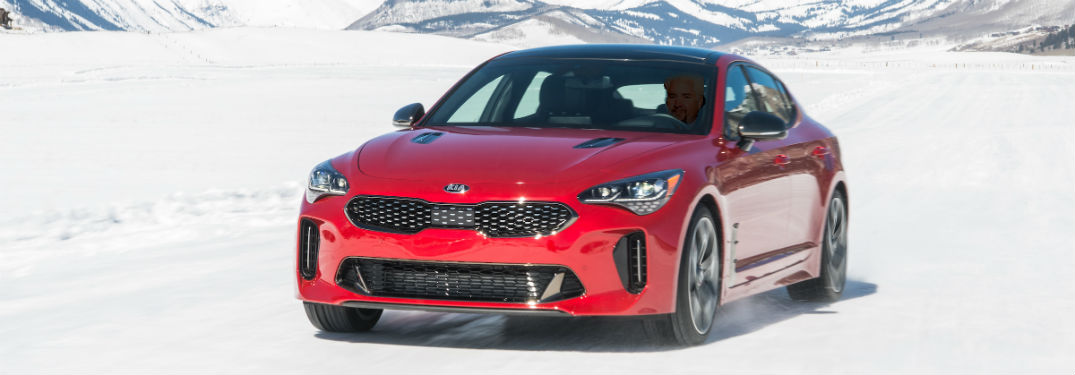 The Kia Stinger is More Than Just a Beautiful, Fast Car