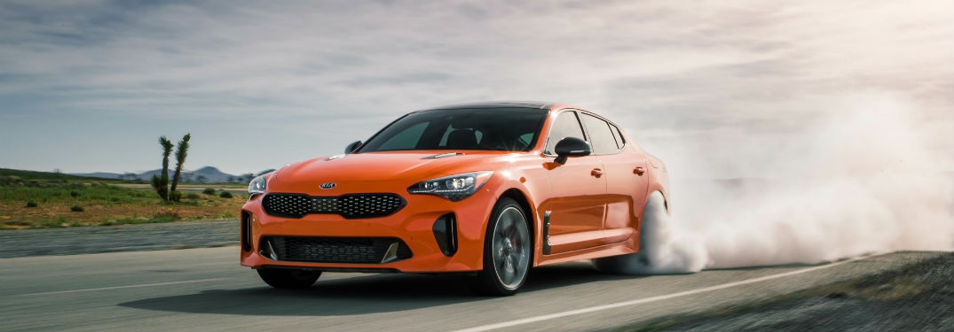 The 2020 Kia Stinger GTS Turns it up to 11