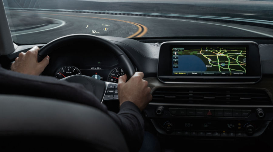 Head Up Display In 2020 Kia Telluride Sx Prestige O Friendly Kia