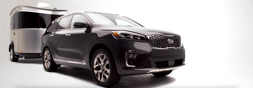 What Wheel Options are Available for the 2019 Kia Sorento