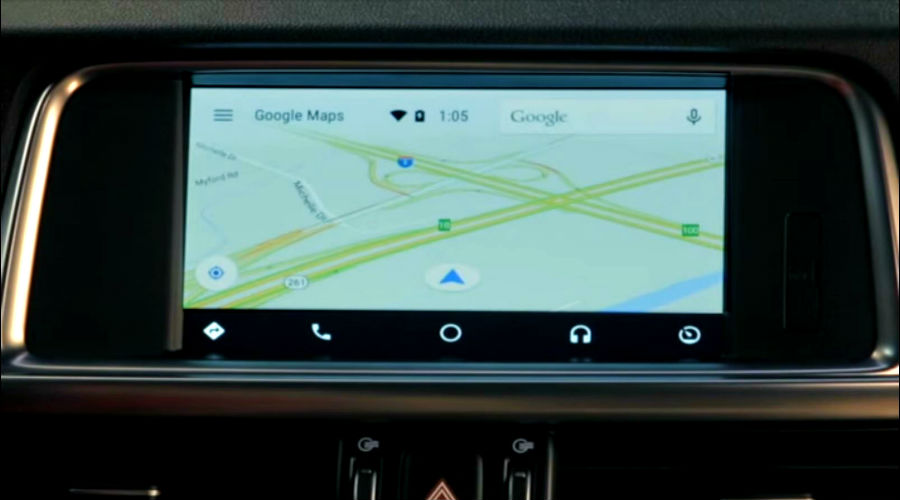 google-maps-in-android-auto_o - Friendly Kia on toyota gps, samsung gps, polaris gps, caterpillar gps, bmw gps,