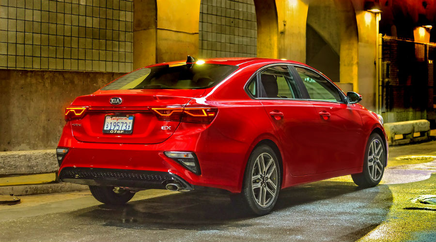 2020 kia forte specs and features deep dive