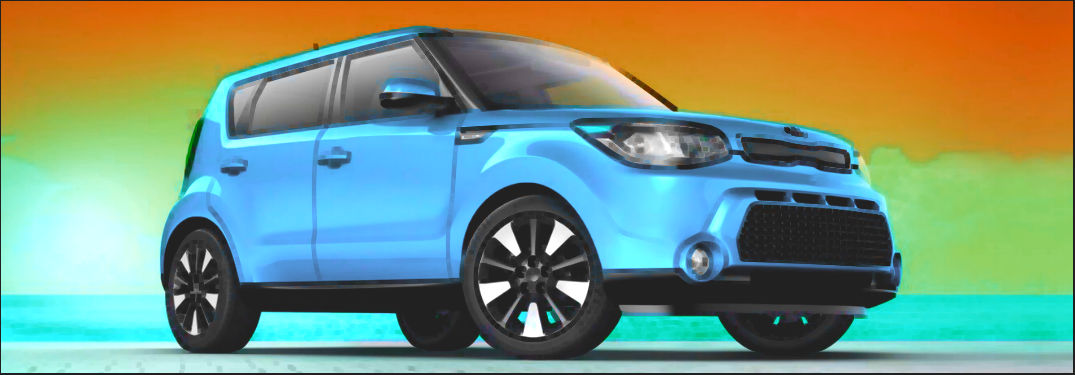 funky picture of 2016 kia soul