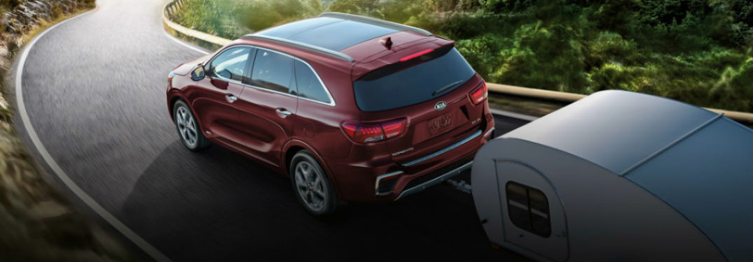 How Much Can the 2020 Kia Sorento Tow?