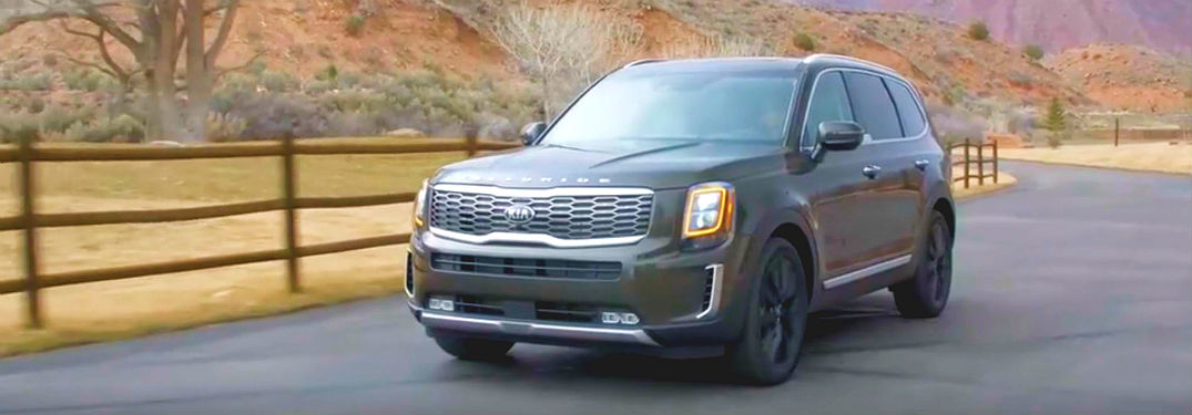 How Far Can the 2020 Kia Telluride Drive on One Tank of Gas?