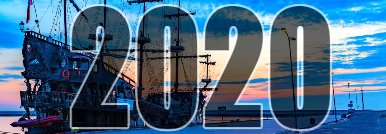 When is the 2020 Gasparilla Pirate Festival?