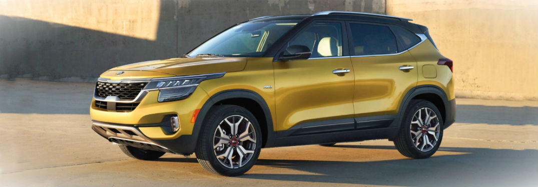 What is the Fuel Economy of the 2021 Kia Seltos?