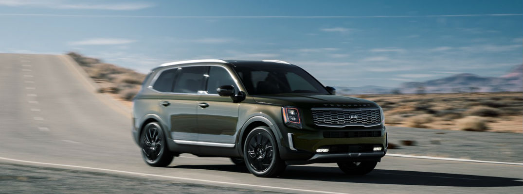 2020 Kia Telluride Adds Two More Awards to Its Trophy Case