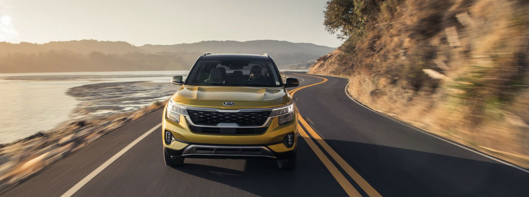 What Safety Features are on the 2021 Kia Seltos?