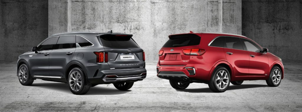 2021 Kia Sorento Vs 2020 Kia Sorento Friendly Kia