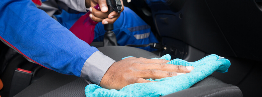 Rid Your Vehicle's Cabin of Germs and Illness