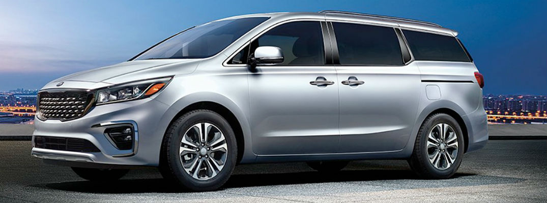 2020 Kia Sedona Named Best Value Minivan