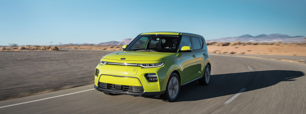 2020 Kia Soul EV and Telluride Earn 2020 World Car Awards