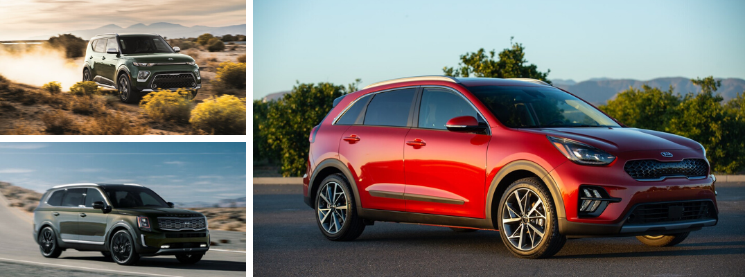 How Different are Kia Crossovers and SUVs?