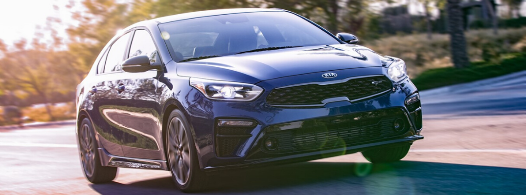 How Much Room is in the 2020 Kia Forte at Friendly Kia?