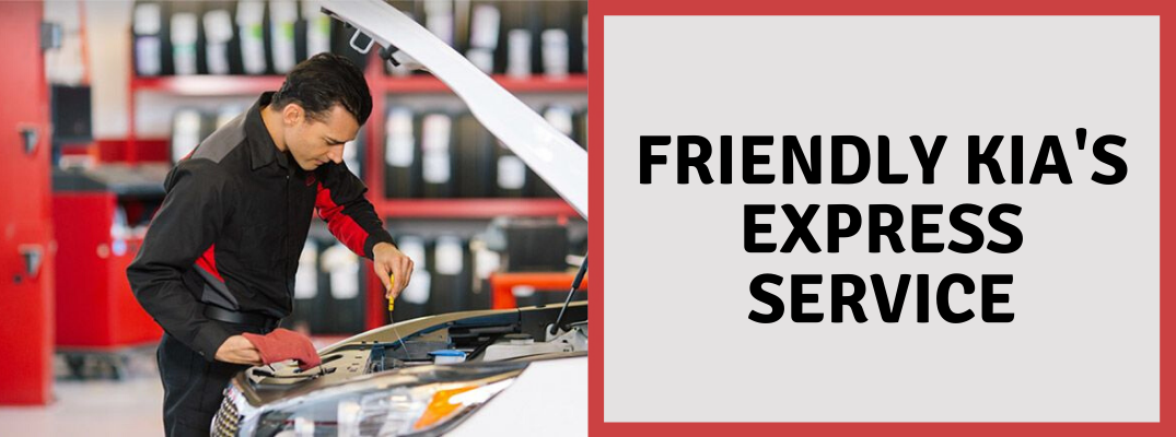 Friendly Kia Offers Fastest Automotive Service Around