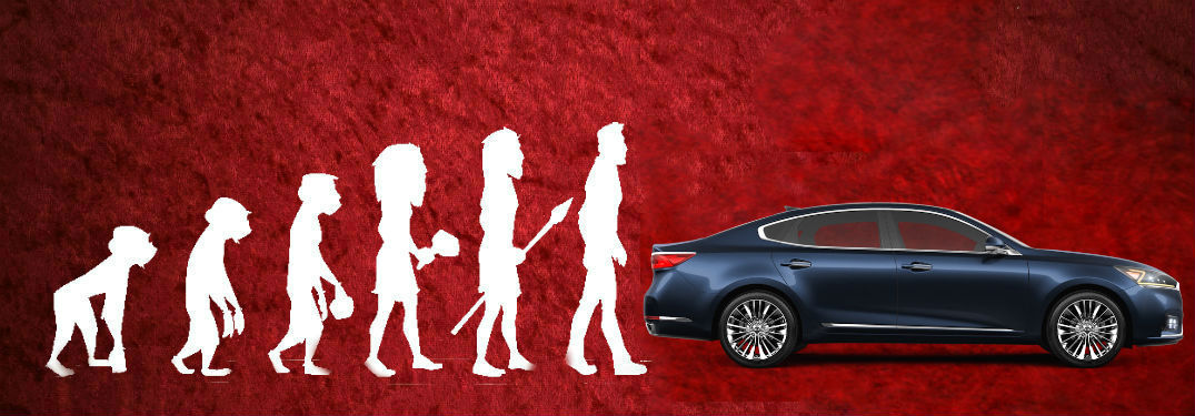 Family Tree: Kia Cadenza