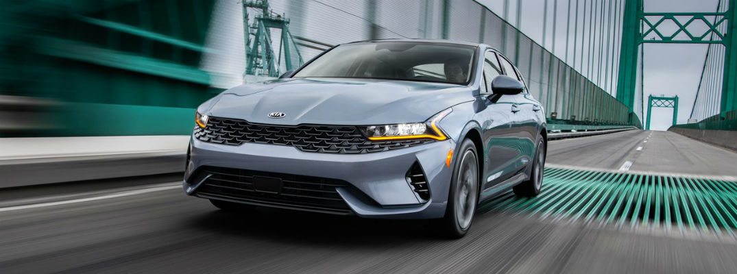 How Much Will the 2021 Kia K5 Cost?