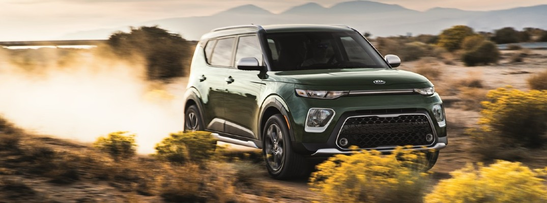 What Roof Colors Does the 2021 Kia Soul Offer?