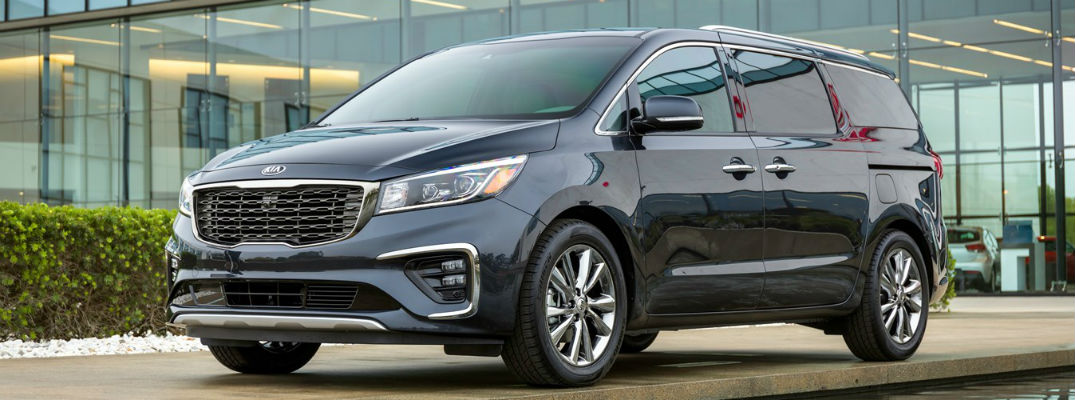 What Safety Technology Does the 2021 Sedona Offer?