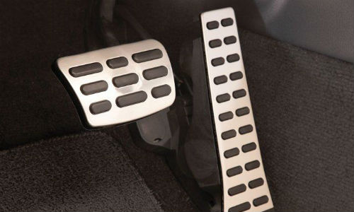 Sport pedals in 2021 Kia K5