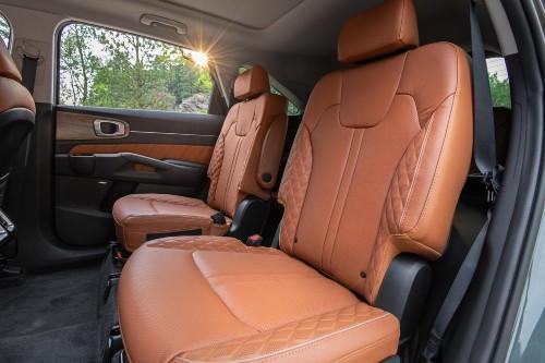 Guide to 2021 Kia Sorento X-Line Color Options and Interiors