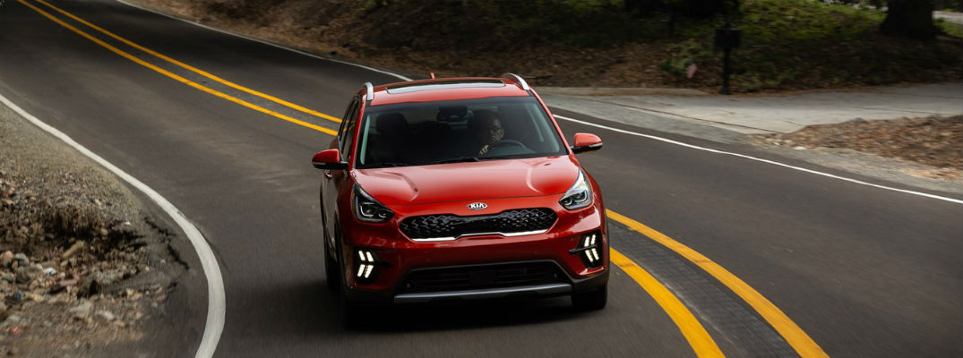What Interior Amenities Does the Kia Niro Have?