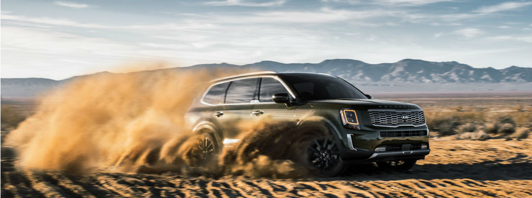 2021 Kia Telluride Expands Trophy Case with Car and Driver Win