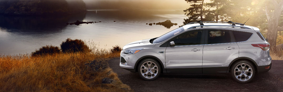 2016 Ford Escape Towing Capacity