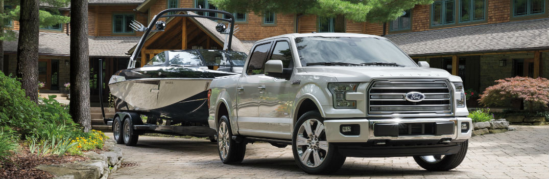 2015 ford f 150 towing western slope auto. Black Bedroom Furniture Sets. Home Design Ideas