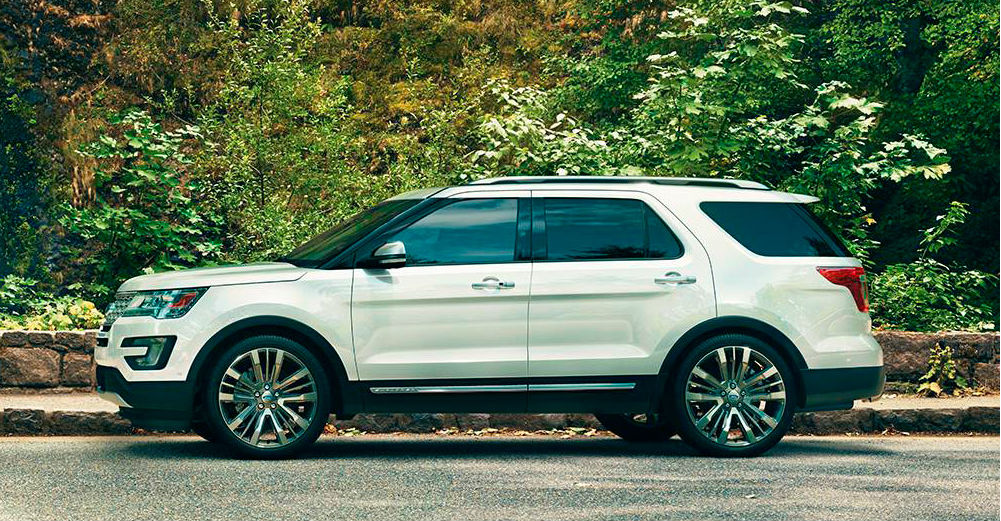 Toyota Certified Pre Owned >> 2016 Ford Explorer in Grand Junction CO