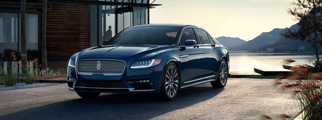 2017 Lincoln Continental Release Date And Price