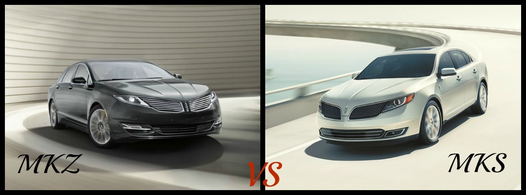 What's the difference  between the 2016 Lincoln MKZ and MKS sedans?